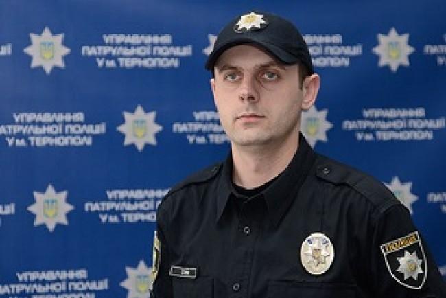 Те, що Володимир Струк йде з посади начальника патрульної поліції Тернополя, — неправда