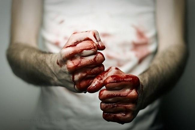 Моторошні подробиці кривавого вбивства в Києві (18+)