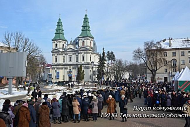 Головна святиня УГКЦ в Тернополі отримає нове «обличчя» (Відео)