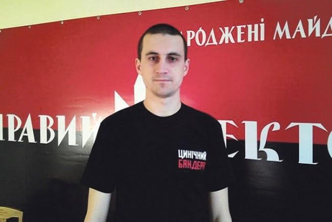 Наше завдання – утворенню Української Помісної Церкви, – націоналіст з Тернополя Василь Лабайчук