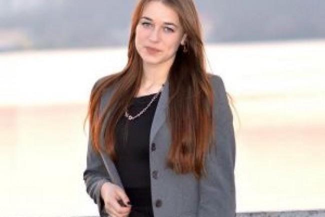 Двадцятиоднорічна Інна Вовчок довела, що шлях для молоді в політику – відкритий
