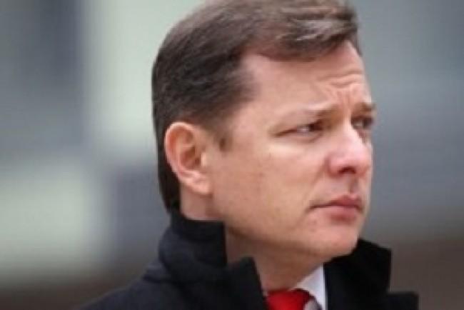 Олег Ляшко: Не дозволю керівництву «Суспільного» знищити «Фольк-music» (Відео)