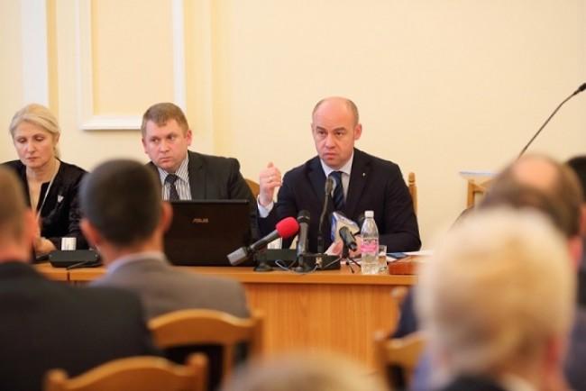 Сесія Тернопільської міської ради (Наживо)