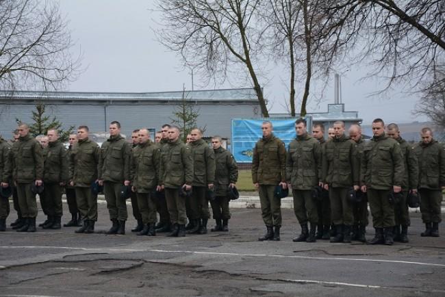 До строкової служби на Тернопільщині залучать близько півтисячі новобранців віком від 20 до 27 років