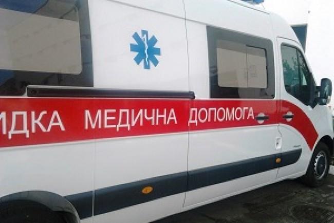 На Тернопільщині чоловік впав з четвертого поверху