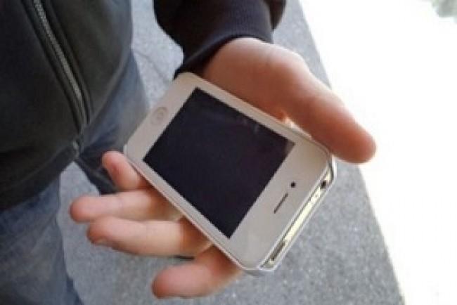 Тернополянин привласнив мобільний телефон таксиста