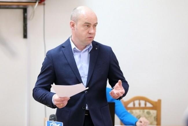 Олександр Педан підпише меморандум з мером Сергієм Надалом