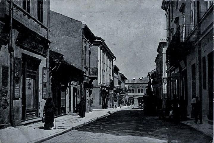 Мешканці Тернополя на фото початку ХХ століття