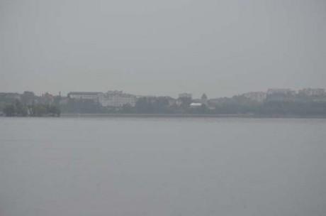 У Тернополі – дощ...