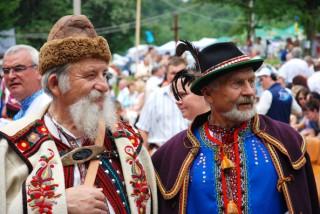 Міжнародний статус фестивалю – до 20-річчя проведення «Дзвонів Лемківщини» (Відео)