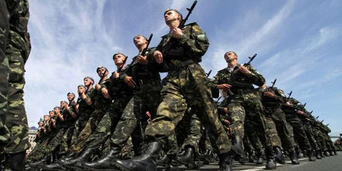 У Тернополі нові контрактники склали присягу (Фото)