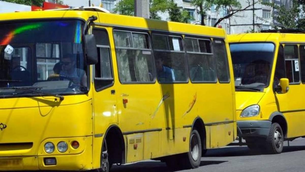 На Тернопільщині водій маршрутки врятував пасажира (Відео)