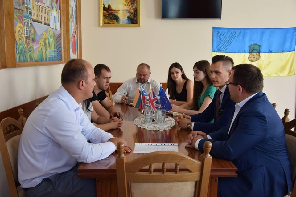 Закордонні інвестори хочуть створити на Тернопільщині підприємство з переробки вторинної сировини (Фото)