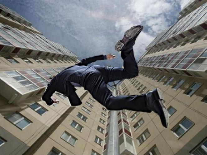 У Тернополі чоловік впав з другого поверху