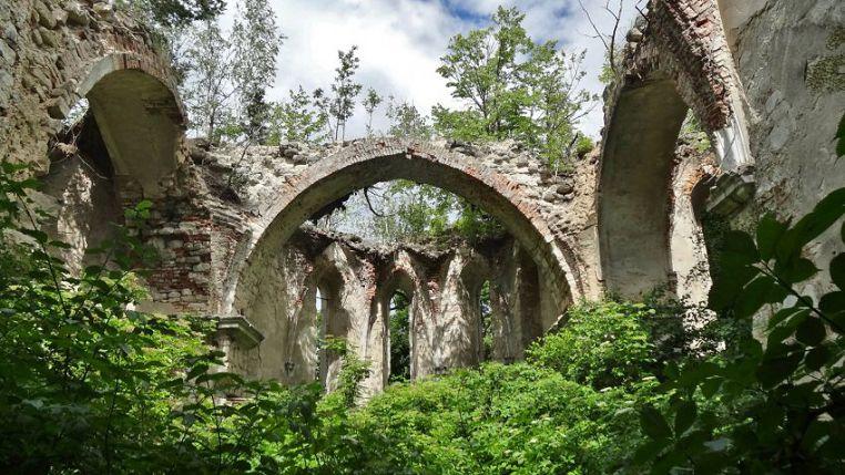8 маловідомих замків Тернопільської області (Фото)