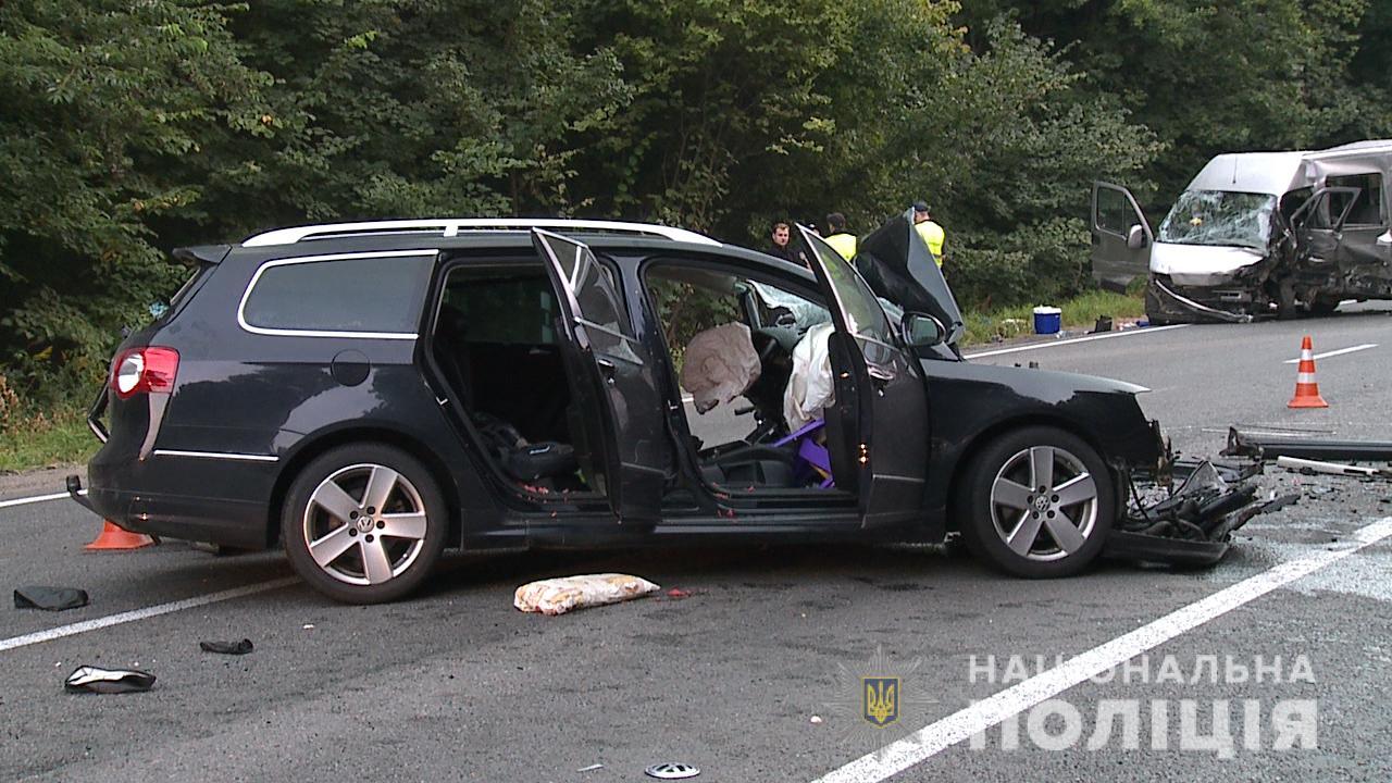 Під Вінницею в страшній ДТП загинув житель Тернопільщини (Фото, відео)