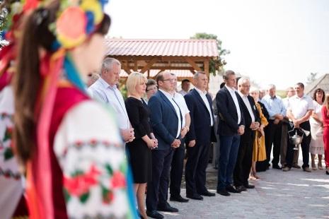 На покращення умов перебування літніх людей у терцентрі в селі Галущинці держава виділила понад 3,5 млн. грн. (Фото)