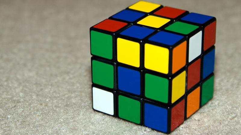 У Тернополі відбудуться змагання по швидкісному складанню кубика - Рубіка