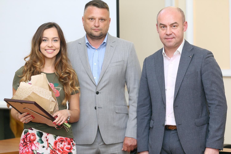 Напередодні професійного свята у Тернополі відзначили кращих підприємців
