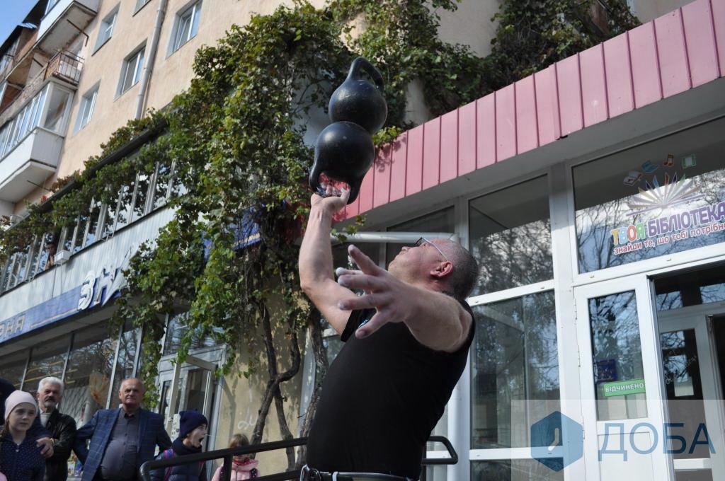 У Тернополі встановили 4 обласних рекорди (Фото, відео)