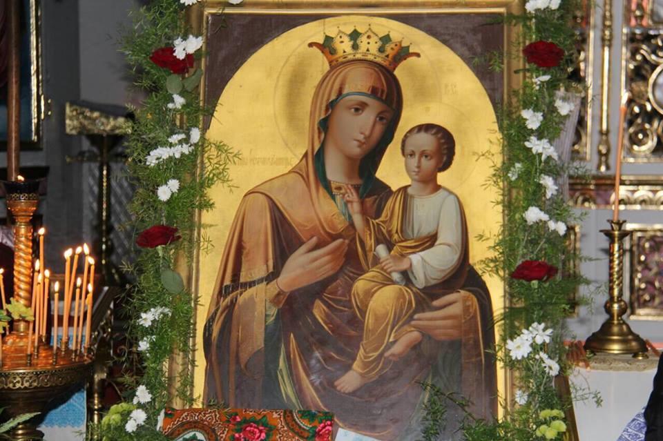 На Лановеччині з храму викрали старовинну ікону 18-го століття