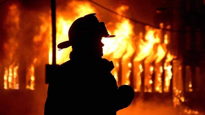 На Тернопільщині коротке замикання призвело до пожежі будинку (Фото)