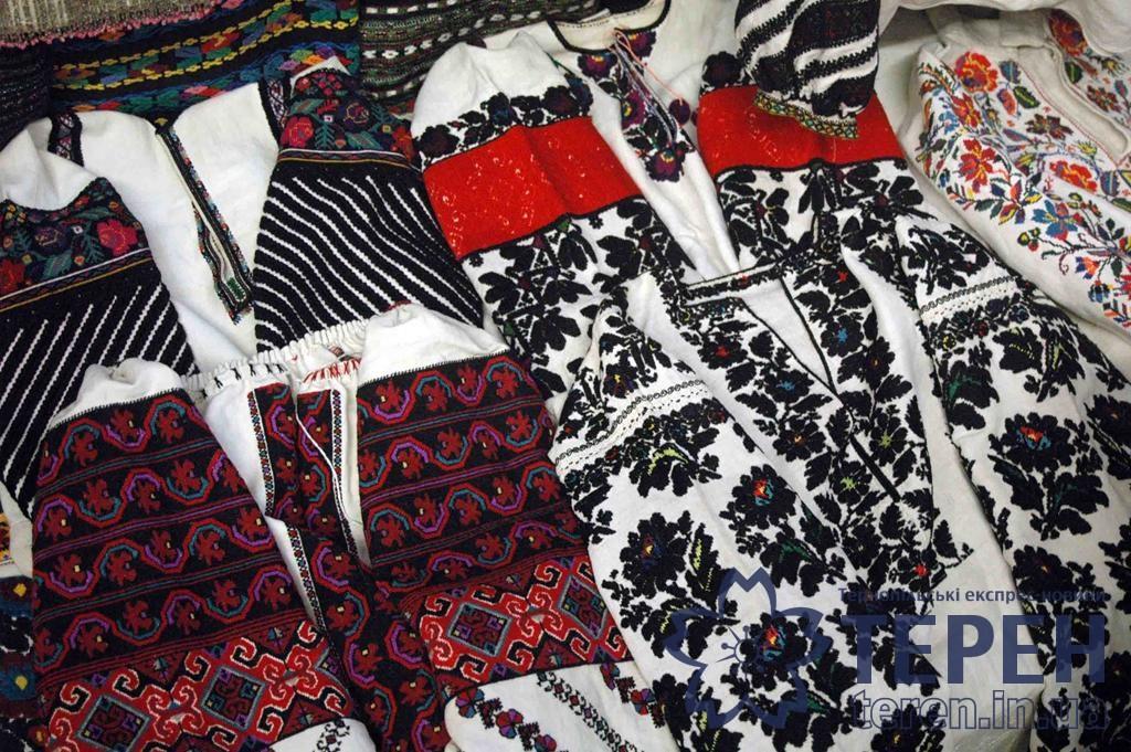 На Тернопільщині створили віртуальний музей борщівської сорочки (Фото)