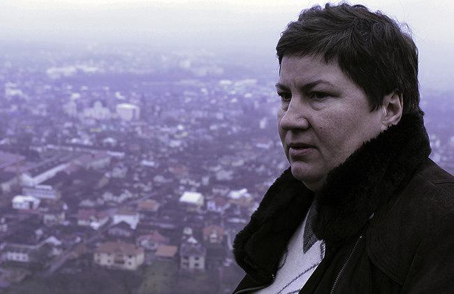 Мер Заліщиків Алла Квач: «Я не дозволю знищити те, за що загинула моя дитина»