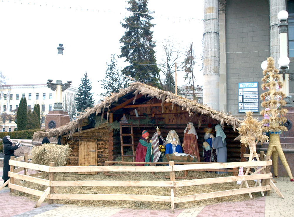 З 1 грудня в Тернополі розпочнеться конкурс на кращий макет Різдвяної шопки