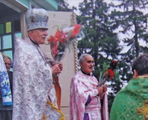 Найстарший священий Лановеччини відсвяткував свій День народження (Фото)