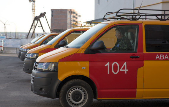У Тернополі виявили аварійний витік газу