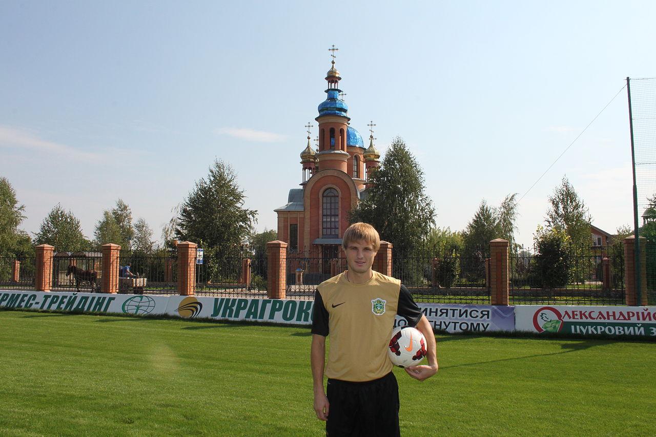 Футболіст з Тернопільщини гратиме за ФК з Канади
