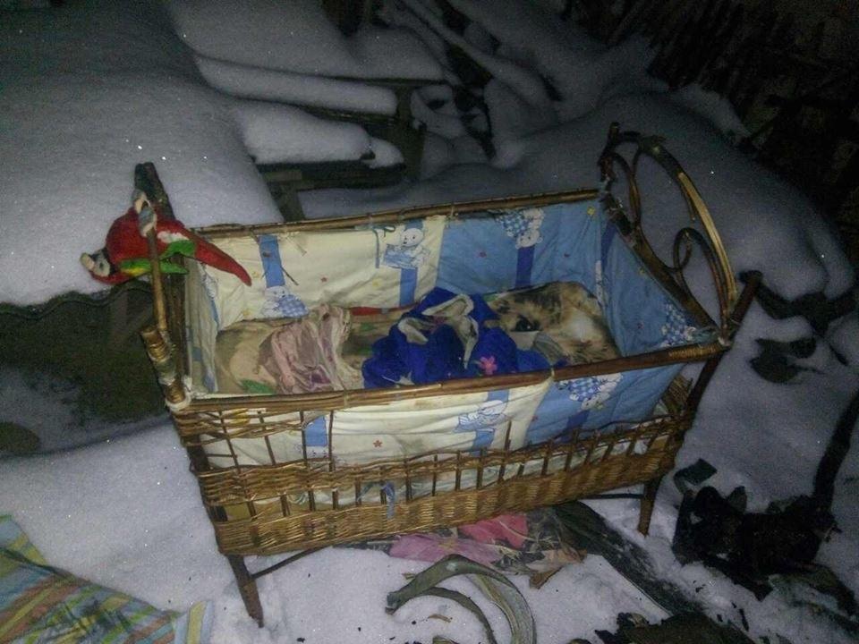 На Тернопільщині півторарічна дитина отруїлася чадним газом (Фото)