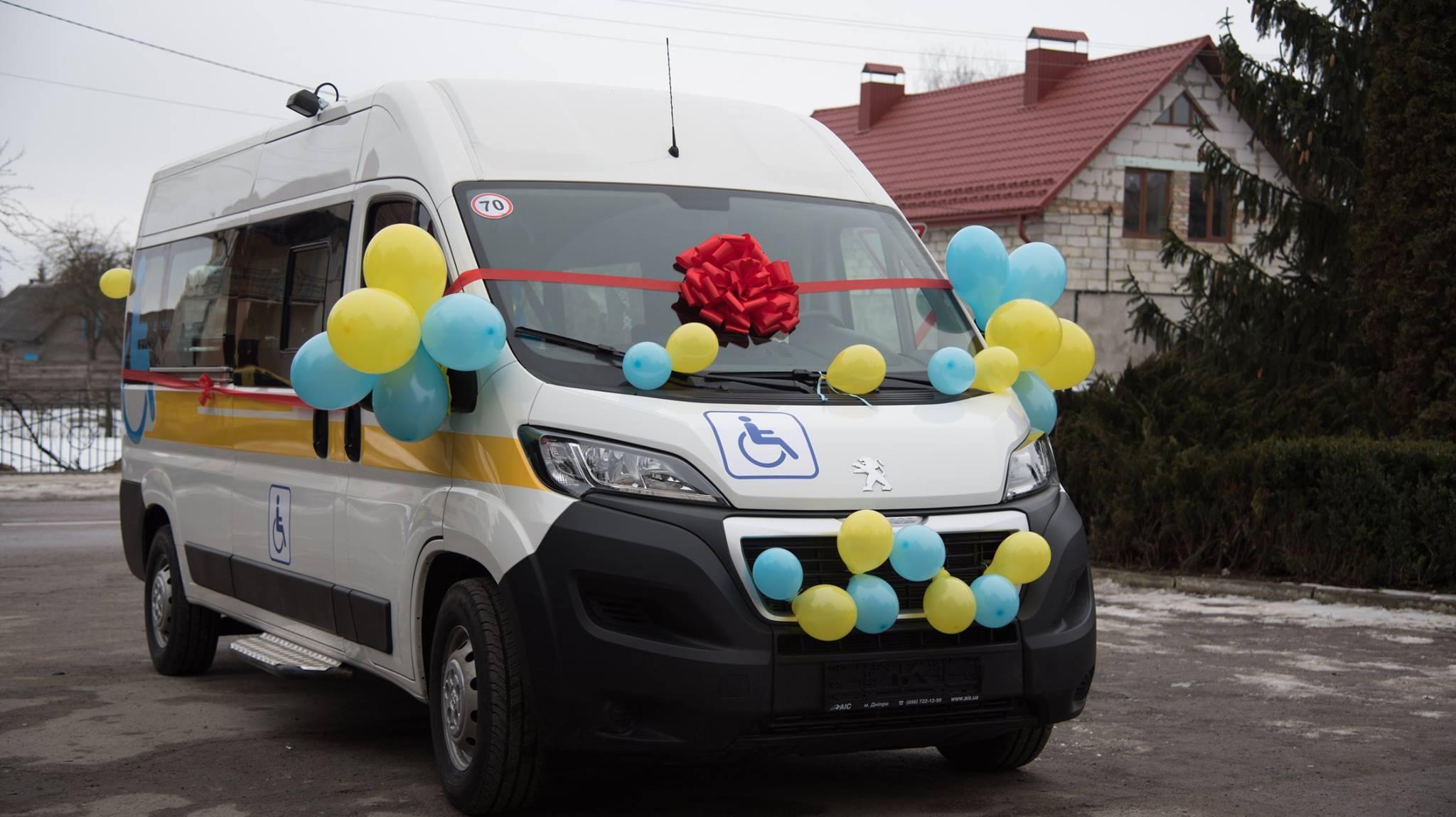 Соціальне таксі відтепер стане доступним для мешканців Шумської ОТГ