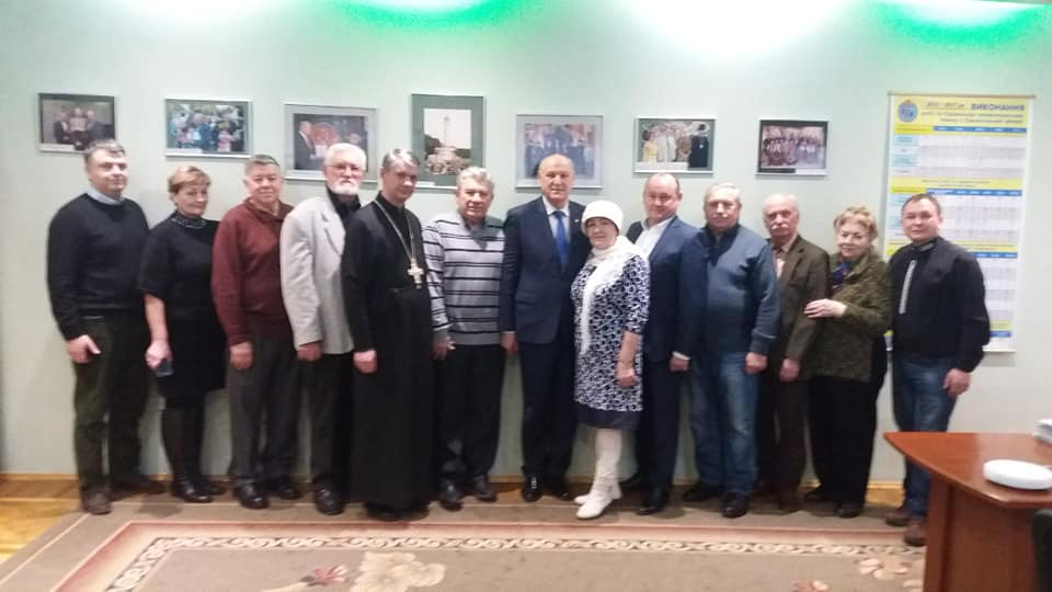 Священик з Тернопільщини отримав звання «Людина року 2018» (Фото)