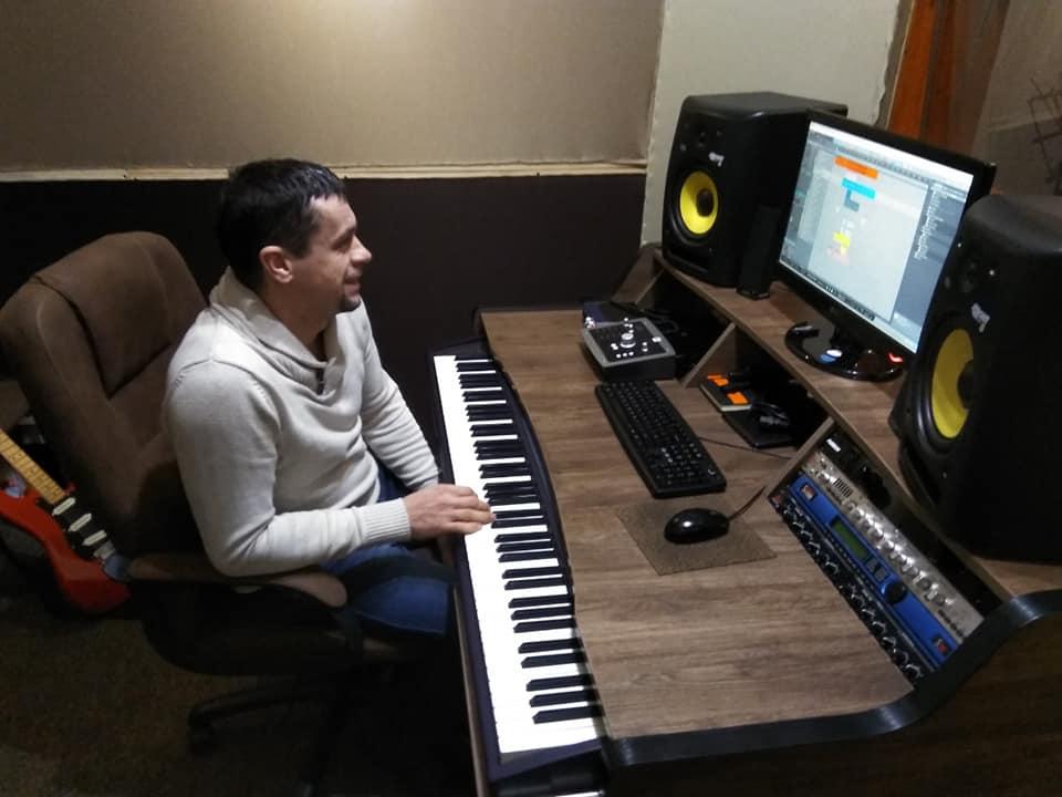 У Зборівській музичній школі запрацювала студія звукозапису