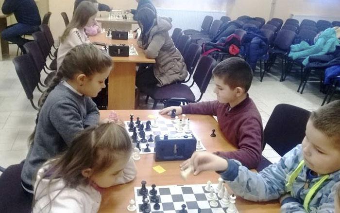 В Хоросткові відбувся Чемпіонат району з шахів