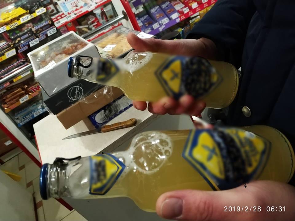 У Тернополі продавці попалися на продажі алкоголю після 22 години